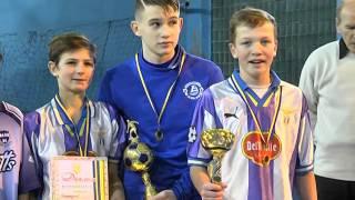 Открытый чемпионат Днепродзержинска по мини-футболу(, 2016-01-12T15:00:55.000Z)
