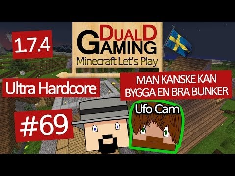 Minecraft Let's Play Med DDG - Episode #69 - MAN KANSKE KAN