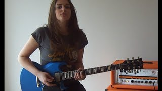Preview of my new song... Rock on!