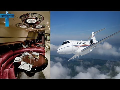 Top 10 Most Affordable Luxury Private Jets That will Amaze You