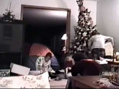 Christmas Tree Falls - YouTube
