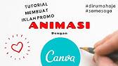 Cara Membuat Efek Transisi Animasi Dengan Canva Youtube