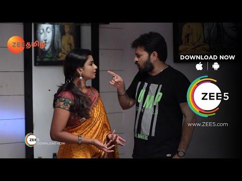 Poove Poochoodava | Best Scene | Episode - 395 | Zee Tamil Serial