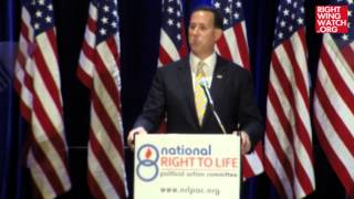 RWW News: Santorum: Abortion Rights