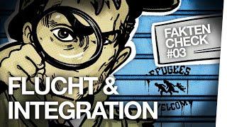 Moritz Neumeier – Faktencheck III: Flucht und Integration