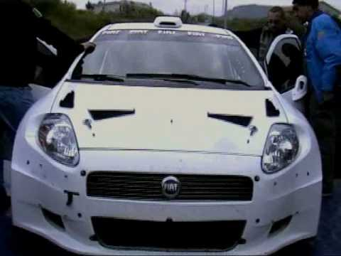fiat abarth grande punto s2000 testing youtube. Black Bedroom Furniture Sets. Home Design Ideas