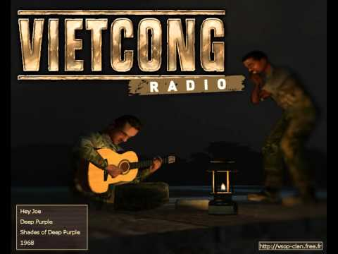Hey Joe - Deep Purple - Vietcong Soundtrack