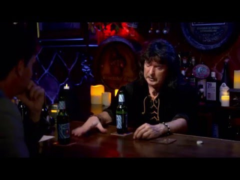 Ritchie Blackmore discussing the California Jam in 1974 (Part 1).