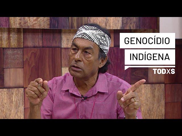 Krenak: Estão matando pessoas indígenas, sempre mataram, mas resistimos e vamos denunciar ao mundo