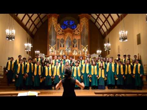 Mo Li Hua (Jasmine Flower) - Cleveland A-Choir Benefit Concert 2015