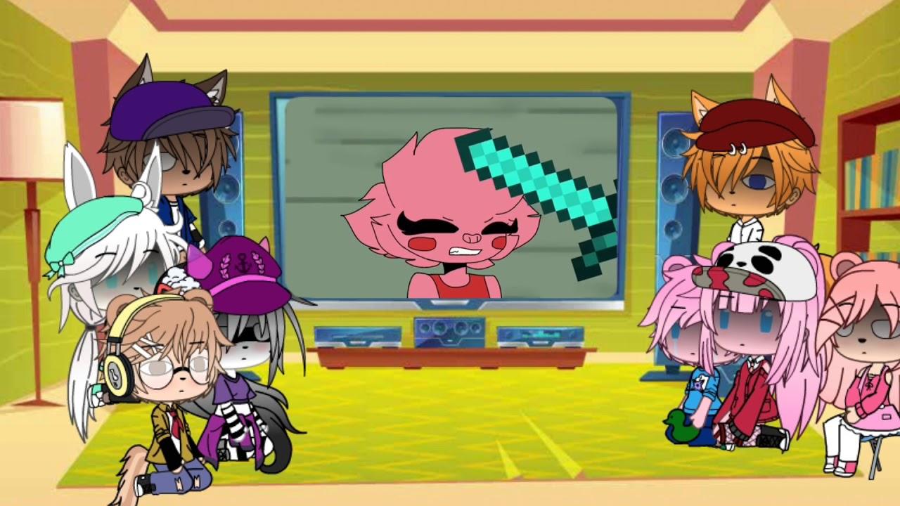 Download ••Los personajes de peppa pig reaccionan a memes de piggy prt2••