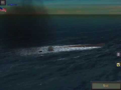 Sinking of the Yamato pacific fleet