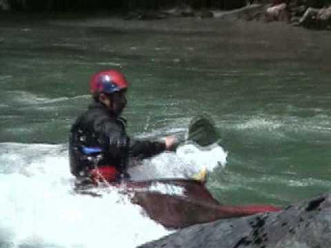Kayak Upper Mamquam River
