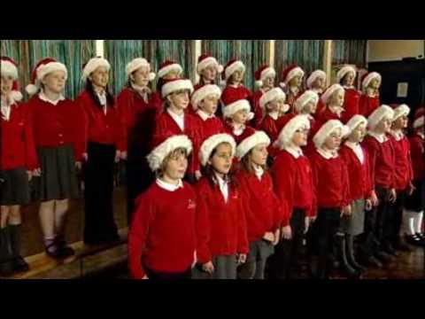 Christmas Choir Competition Choir E Youtube