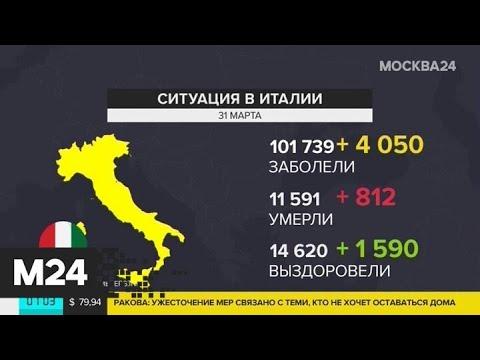 Число заразившихся коронавирусом в Индии превысило 100 тысяч - Москва 24