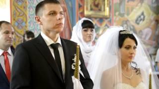 Иван и Анна. Венчание в церкви. Мелитополь. Запорожье