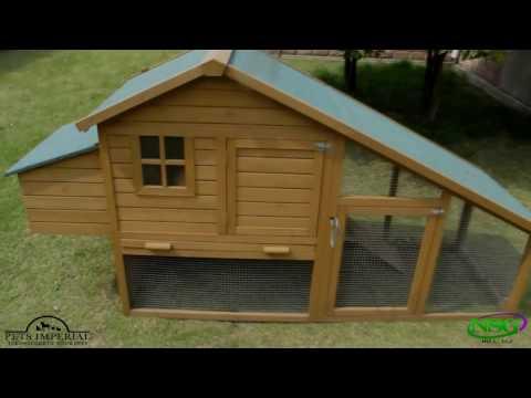 NSG Hill, LLC - Pets Imperial® Sandringham Chicken Coop