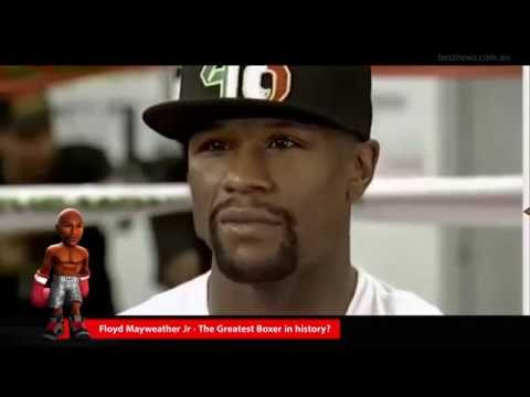 Floyd Mayweather Jr : Stupid Journalists argue with reality, cold dose.
