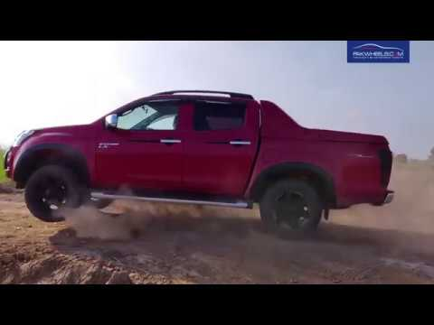 Isuzu D Max 2018 in Pakistan | Teaser | PakWheels Exclusive