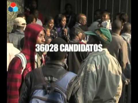 Vagas na Autoridade Tributária de Moçambique
