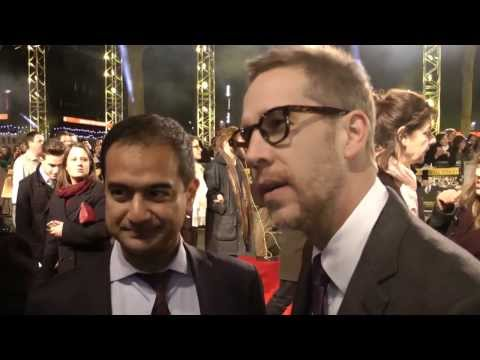 Producers Riza Aziz and Joey McFarland - The Wolf of Wall Street Premiere
