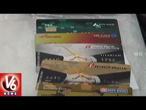Experts Advice Over Usage Of Credit Cards In Festive Season | Hyderabad | V6 News