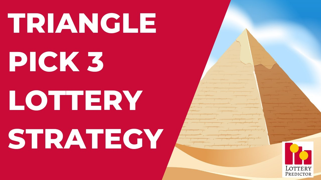 Powerful Triangle Pick 3 Lottery System