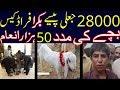 Peshawar 28000 fake Currency Bakra Case