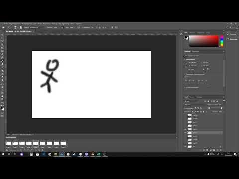 Урок покадровой анимации в Adobe Photoshop