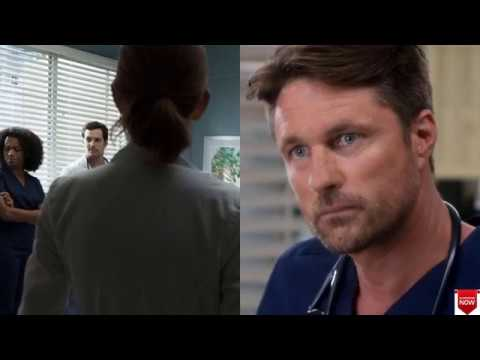 Martin Henderson leaving the Grey's Anatomy series After 2 Seasons & A 'Happy Ending'
