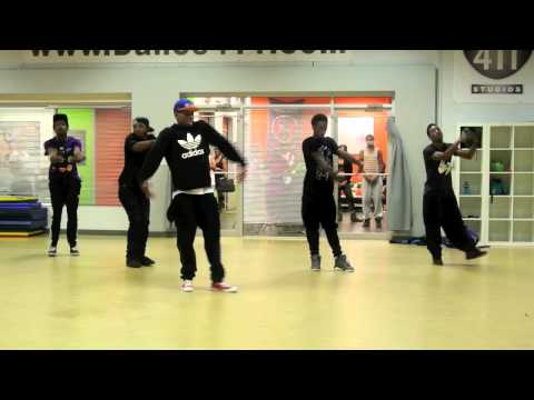 2chainz ft Kanye West | Birthday Song | @TheJeremyStrong Choreography