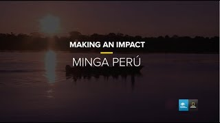 Minga Peru: Making An Impact | Amazon | Lindblad Expeditions-National Geographic