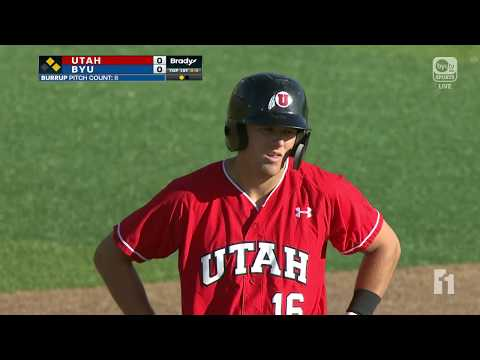 Baseball - Utah vs. BYU