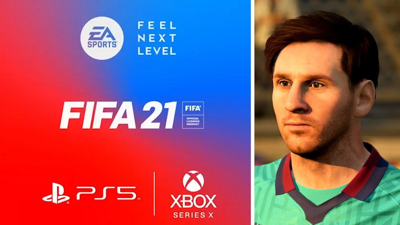 FIFA 21 НОВОСТИ: Что нам показали в тизере FIFA 21?