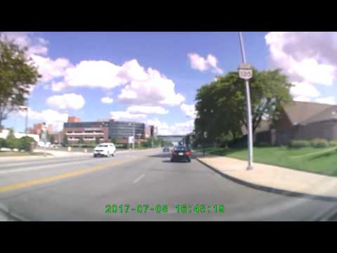 """July 8, 2017 TOLEDO:  16:46:06hrs """"TRAFFIC COLLISION"""" Cherry St near St Vincent"""