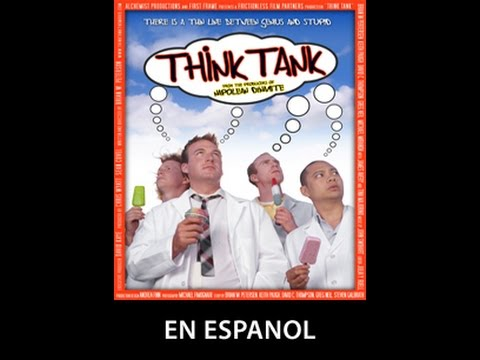 Think Tank SP - Película Completa