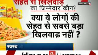 Maharashtra FDA sends Maggi noodles for lab testing