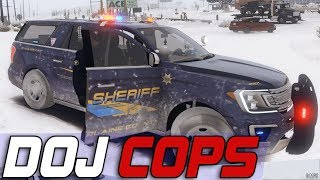Dept of Justice Cops 606 Sheriff Soccer Mom