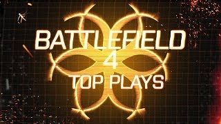 Hazard Cinema Top 5 Battlefield 4 Plays :: Episode 3