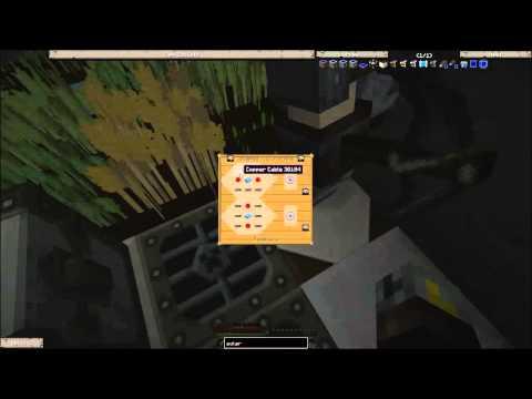 Solar Panel Minecraft Tekkit More Technology Tricks