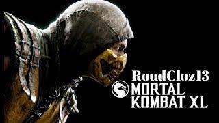 Скачать Mortal Kombat XL LIVE GamePad Training