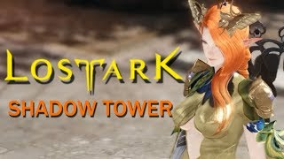 Lost Ark Challenging Shadow Tower 43-48 Gameplay