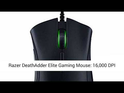 Best Gaming Mouse to Buy in 2020: Review of Razer DeathAdder Elite Gaming Mouse