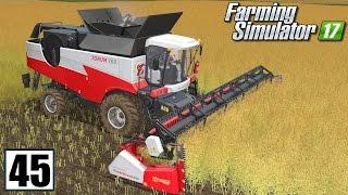 Nowy kombajn - Farming Simulator 17 (#45) | gameplay pl