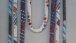 Вязание с бисером по схеме урок 27(БУСИНЫ ИЗ НАТУРАЛЬНЫХ КАМНЕЙ ОТ ПРОИЗВОДИТЕЛЕЙ из КИТАЯ http://aliexpress.beadsky.com Beads - *Wholesale prices* – any material ..., 2014-11-07T08:42:54.000Z)