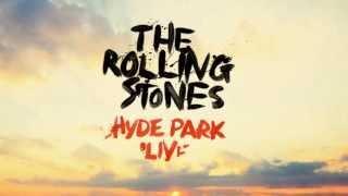 ザ・ローリングストーンズのハイド・パーク公演がiTunesにて4週間の期間...