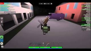 Apocalypse Rising Roblox Kin remagined #1