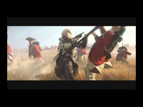 Skillet Awake and Alive Assassins Creed 3 (HD)