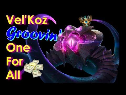 Vel'koz One For All Groovetage