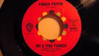 IKE & TINA TURNER - FINGER POPPIN